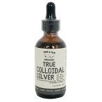 COLLOIDAL SILVER DROPPER 2oz DC32698