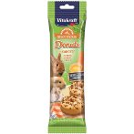 DONUTS CARROTS FOR SMALL ANIMALS 28g VK10333