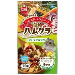 GRANOLA WITH FRUIT & VEGETABLE FOR HAMSTER 70g ML55