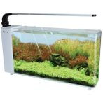 MEK NANO TANK SET WITH LED, PUMP & GLASS COVER BOMEK450H
