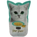 PURR PUREE TUNA & FIBER(HAIRBALL) 4X15g KC-843