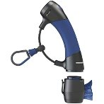 IM GISMO-HANDLE WITH POOP BAG DISPENSER (MIDNIGHT BLUE) DGS0GISMOMB
