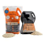 WEE KITTY CLUMPING CORN LITTER 8L RFC0CLCL8