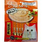 CHU RU CHICKEN FILLET SCALLOP FLAVOR 14gx10 sticks CIS126