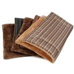 PET MAT-ROPE (BROWN) (MEDIUM) YF89092BNM
