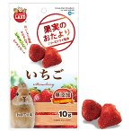 FREEZED-DRIED STRAWBERRY FOR SMALL ANIMALS 10g ML84