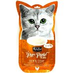 PURR PUREE PLUS CHIC - SKIN & COAT (4x15g) KC-3222
