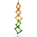 WOODEN BIRD TOY- CARRES BT05541