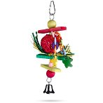WOODEN BIRD TOY- TRINOX BT05547