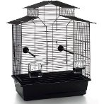 BIRD CAGE IZA 2 PAGODE (BLACK) BT0205152