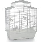 BIRD CAGE IZA 2 PAGODE (WHITE) BT0205150