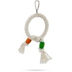 COTTON BIRD TOY SIRKO (SMALL) BT05555