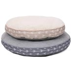 ROUND PET BED - ARROWS (BEIGE) (EXTRA-SMALL) YF95272XS