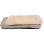 PET BED - BONE (BEIGE) (SMALL) YF97227S