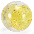 HAMSTER ROLLING BALL (ASSORTED) (13.5cm) BW6973