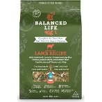 BALANCED LIFE LAMB FOR DOG (AIR DRIED) 1kg VAN0BLLD1000
