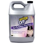 ODOR & STAIN REMOVER FOR CATS 1Gal BPR0PT6003