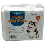 VALUE WEE PADS (MEDIUM) (45x60)cm - 50pcs BW2863M