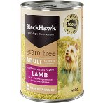 LAMB (GRAIN FREE) FOR ADULT DOGS 400g MP0BHC402