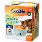 PURE CRYSTAL WATER FOUNTAIIN CAT - 1.5LITER GX924582