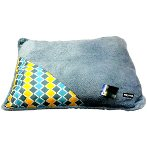 PET BED - DIAMOND (BLUE) (MEDIUM) YF91364M