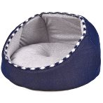 PET BED DOME (DARK BLUE) YF98587BU