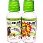 HIP & JOINT SUPPORT FOR DOGS - CHICKEN (2 x 237ml) ABC0LVDJSCH