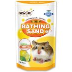 HAMSTER BATHING SAND LEMON 1kg EDNAH013