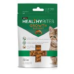 (VETIQ) HEALTHY BITES GROWTH SUPPORT (KITTEN) 65g MC005924