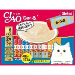 CHURU TUNA MAGURO JUMBO MIX - 40 STICKS (10x4 FLAVOURS) CIS132