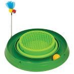 PLAY CIRCUIT BALL WITH CAT GRASS 43002