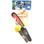 DOG FLEA COMB WITH COMFY HANDLE - LARGE HOD17019