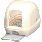 DEO-TOILET DUAL LAYER LITTER SYSTEM - DOME UCPC500-Y18-STK