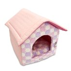 PET HOUSE - COTTON CANDY (PINK) (MEDIUM) YF80193PKM