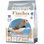 COMPLETE FOOD FINCHES 650g CP0TROP650