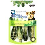 VEGGIE TOOTHBRUSH WITH COMPLEX ENZYMES - EXTRA-  SMALL 17pcs PU-252