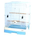 BIRD CAGE 35 BLUE (36x 34x 34cm) TM2201