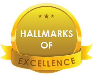 Hallmarks of Excellence