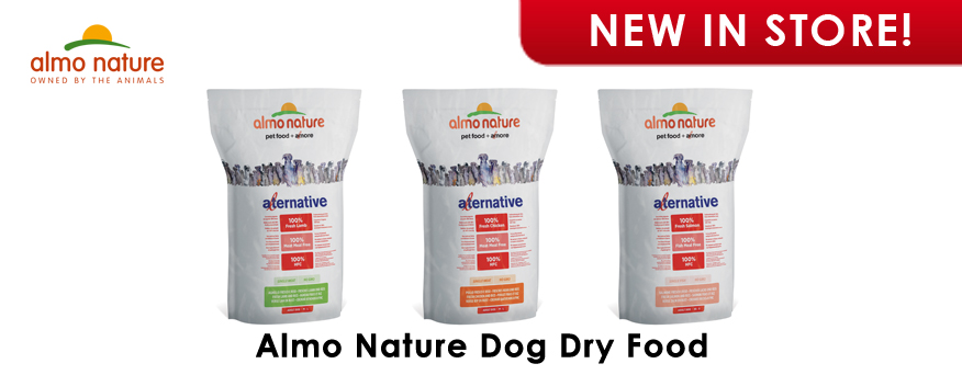 Almo Nature Dog Dry Food