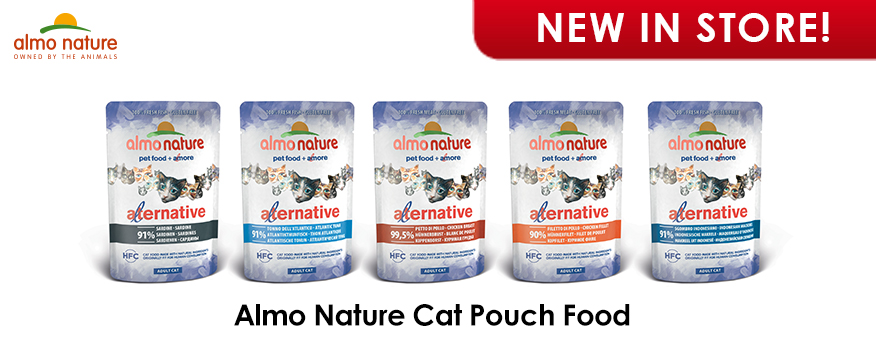 Almo Nature Cat Pouch Food