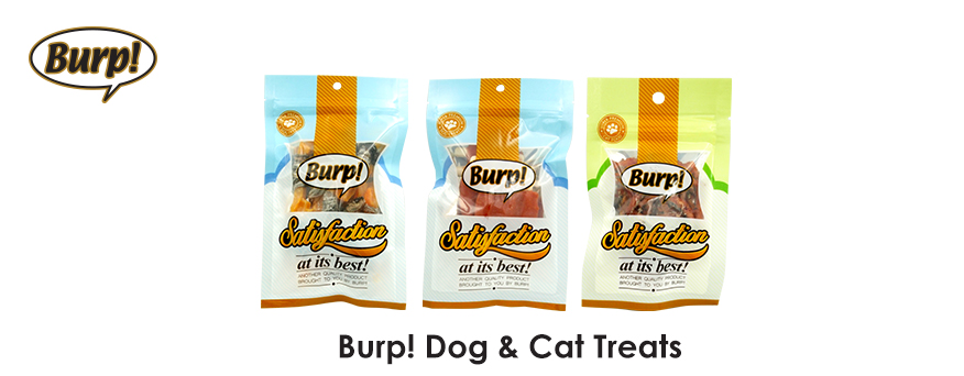 Burp Dog Treats