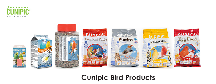 Cunipic Bird Products