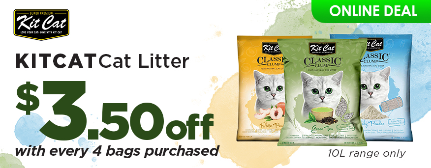 KitCat Cat Litter Promotion