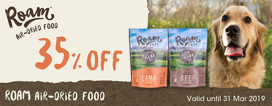 Roam Food Promotion