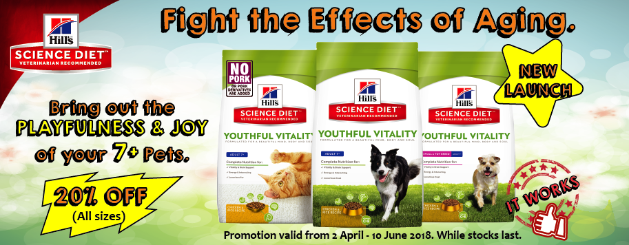 Science Diet Youthful Vitality