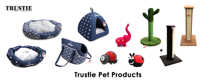 Trustie Pet Products