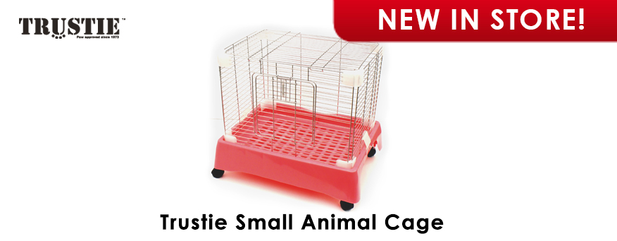 Trustie Small Animal Cage