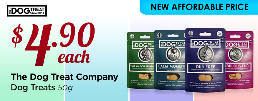 The Dog Treat Company Promotion