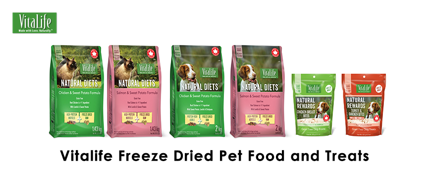VitaLife Freeze Dried