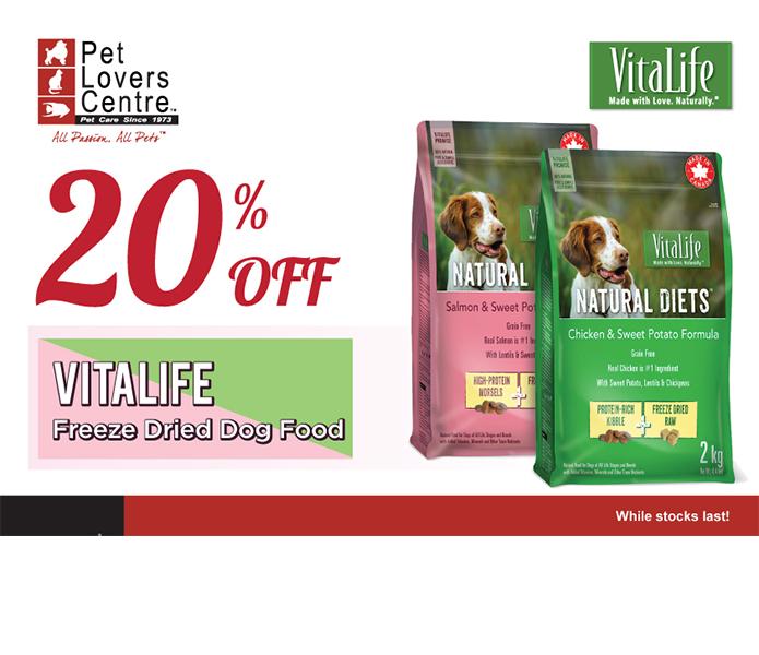 Promotions | Pet Lovers Centre Singapore